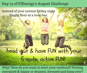 Day 19 of FiEnergy's August Challenge