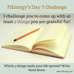 Day 7 Challenge