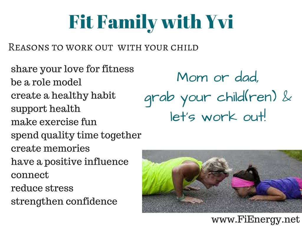 FitFamily workout Vienna Austria