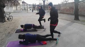coach yvi, vienna, wien, outdoor fitness, group fitness