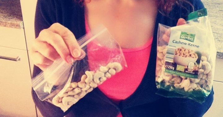 insulin control, nuts, cashews, snack, Yvi
