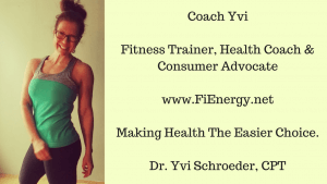 coach yvi, fitness trainer, wien