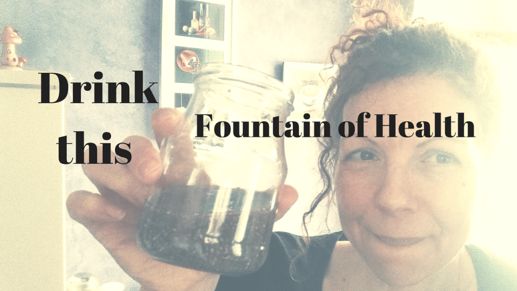 chia seed water recipe