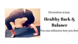 healthy back, balance, workout, coach yvi, wien