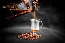 french press, kaffee
